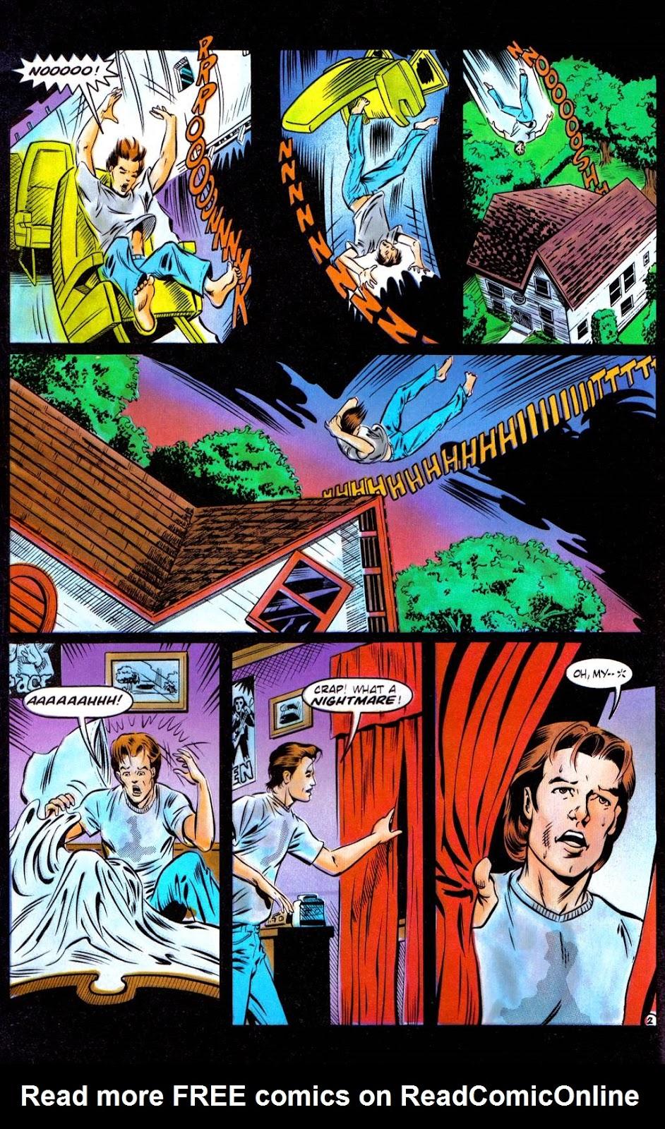 Read online Freddy's Dead: The Final Nightmare comic -  Issue #1 - 4