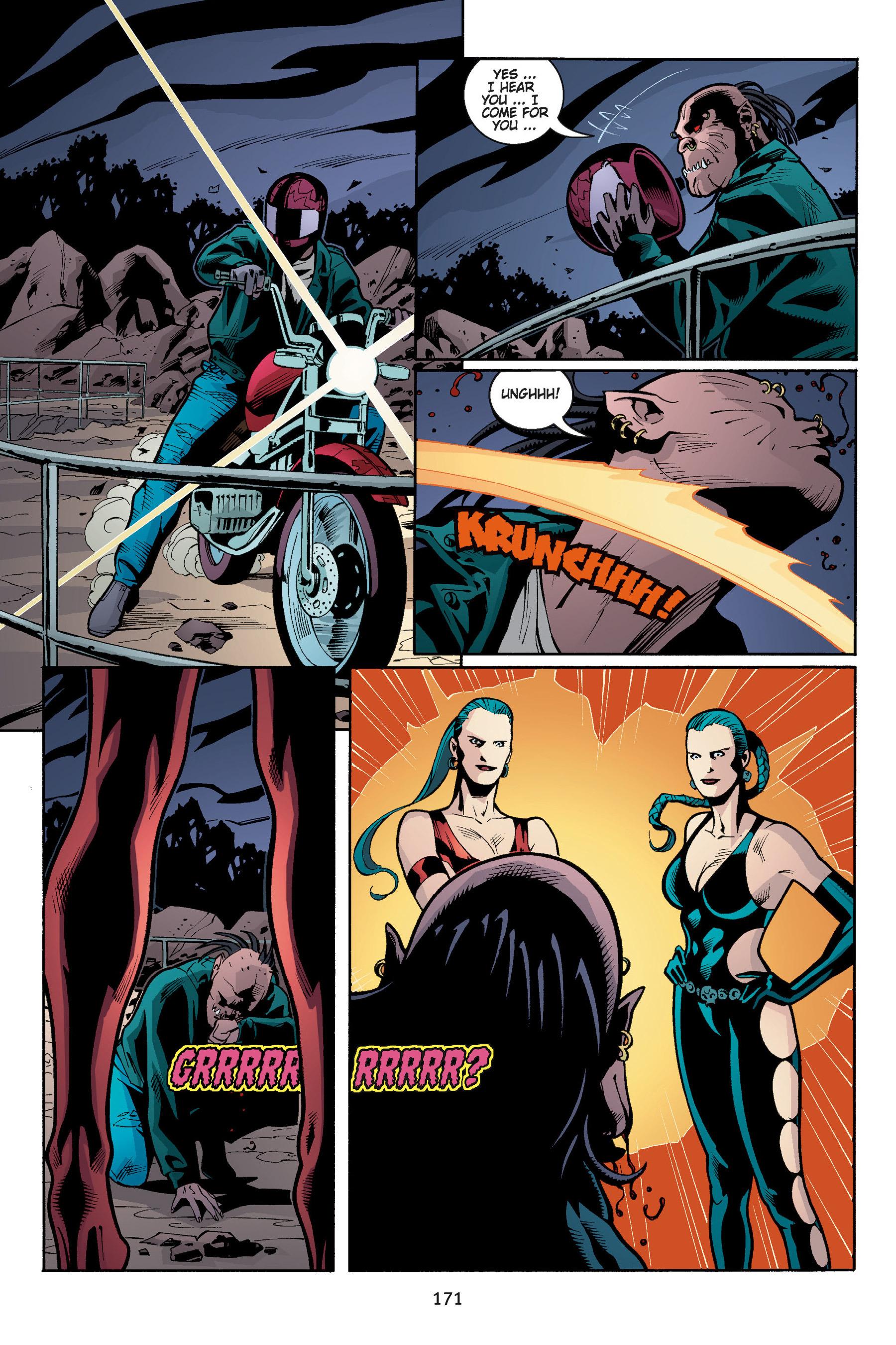 Read online Buffy the Vampire Slayer: Omnibus comic -  Issue # TPB 5 - 171