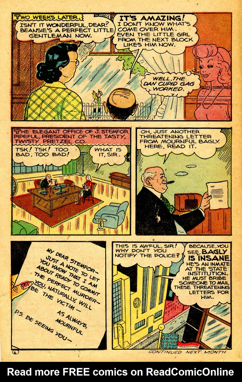 Read online Famous Funnies comic -  Issue #126 - 18