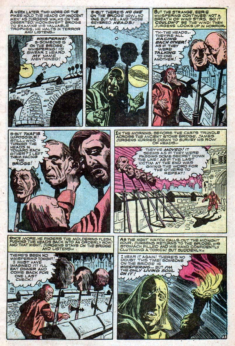 Read online Adventures into Weird Worlds comic -  Issue #28 - 4