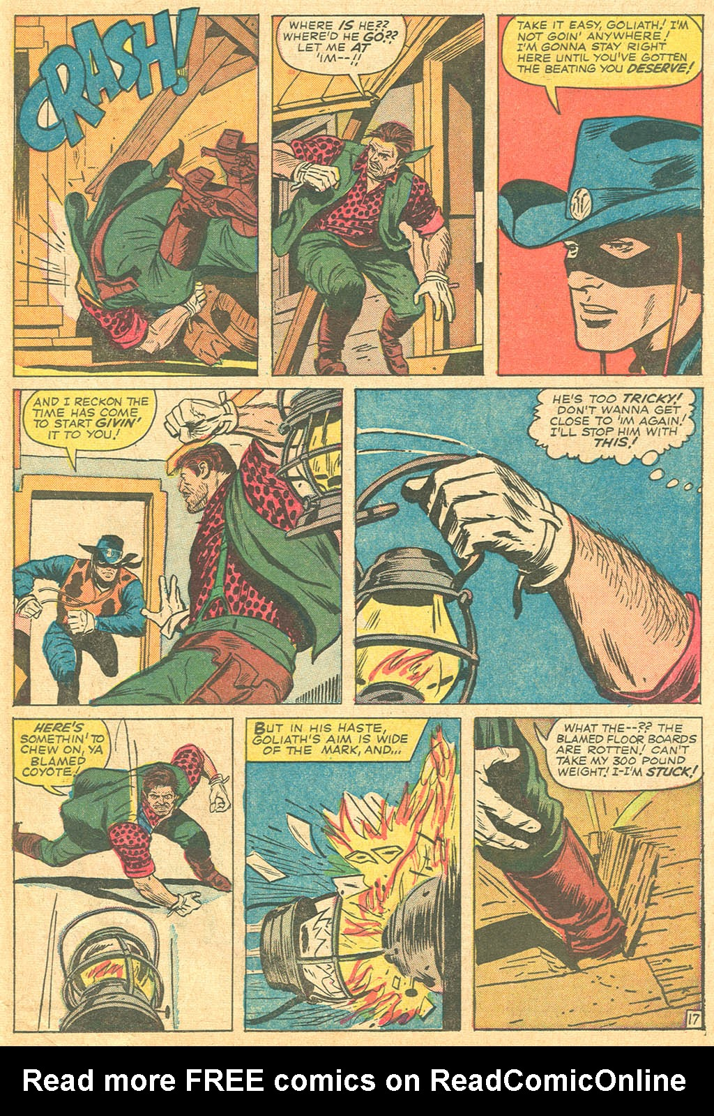 Read online Two-Gun Kid comic -  Issue #69 - 23