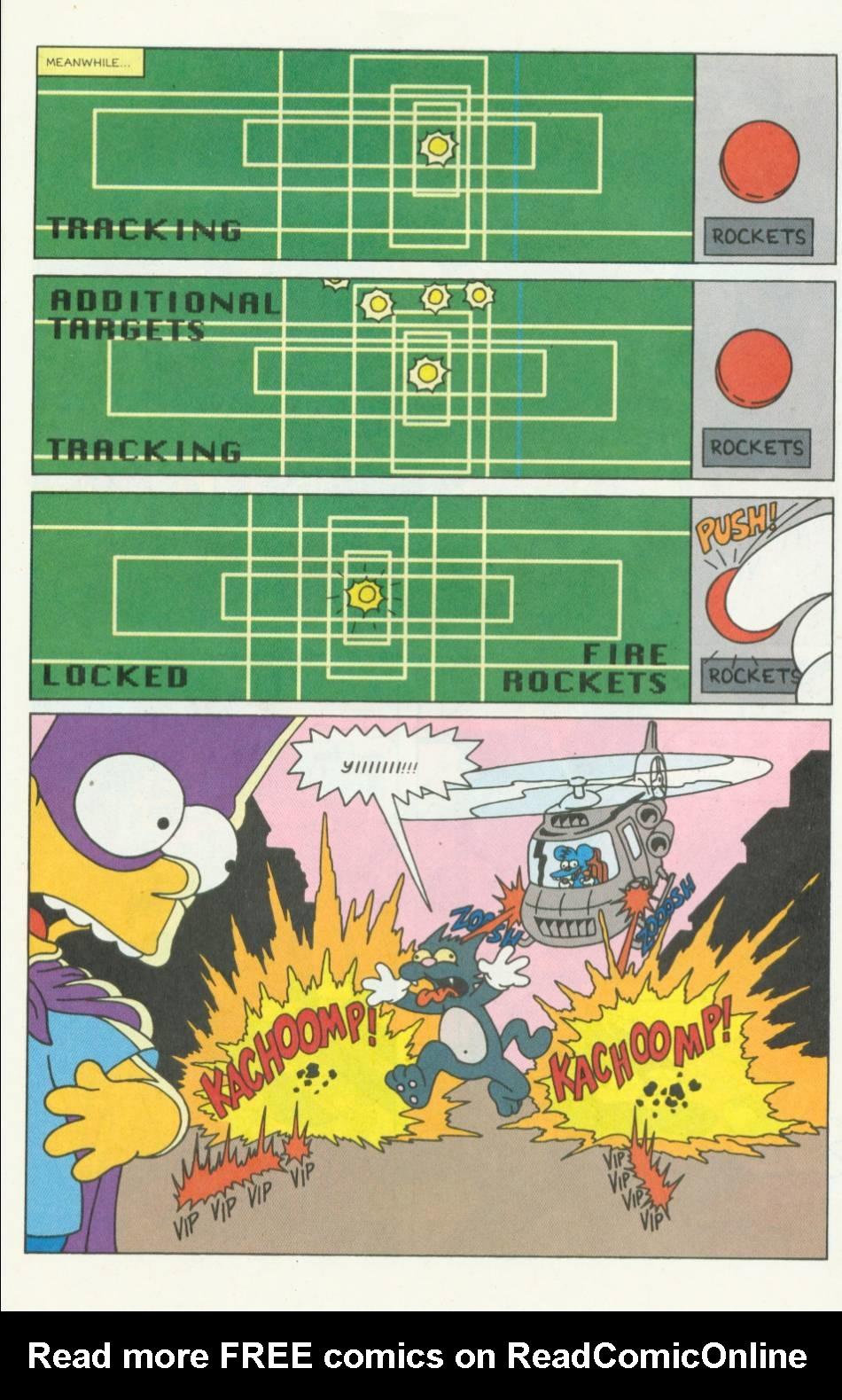 Read online Simpsons Comics comic -  Issue #5 - 22