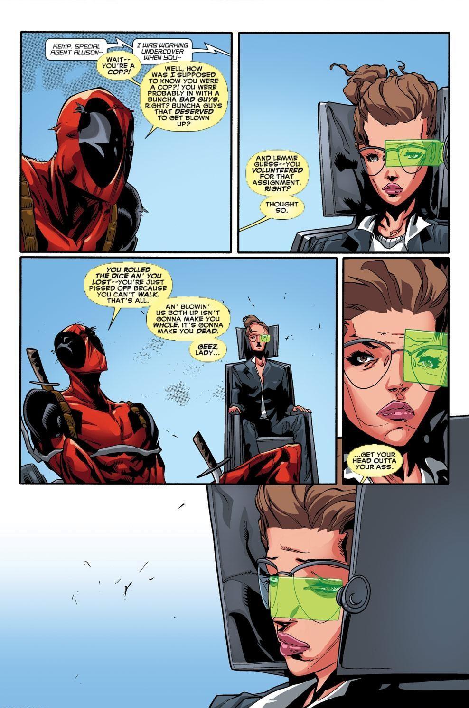 Read online Deadpool (2008) comic -  Issue #63 - 18