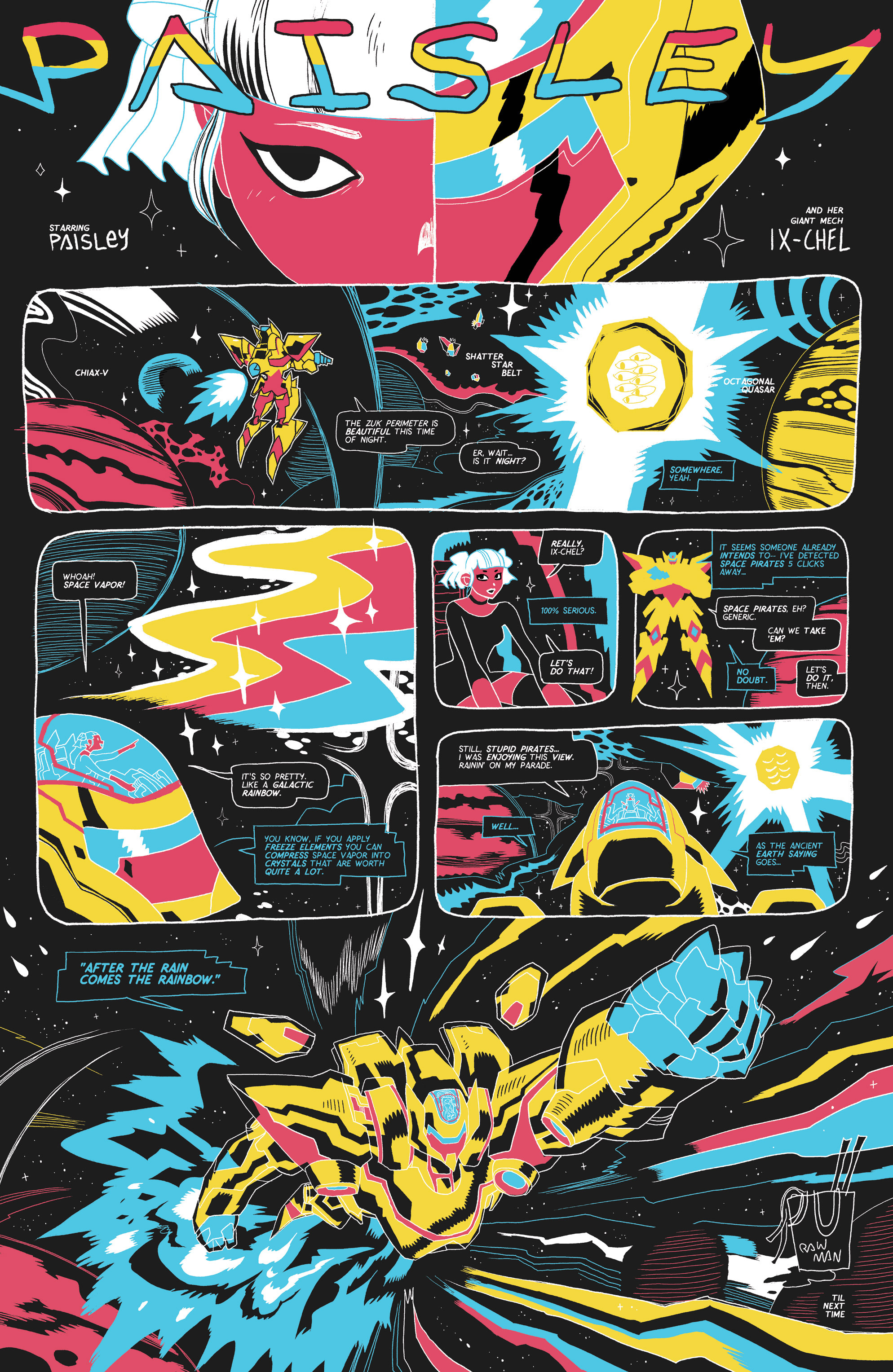 Read online Sun Bakery comic -  Issue #3 - 42