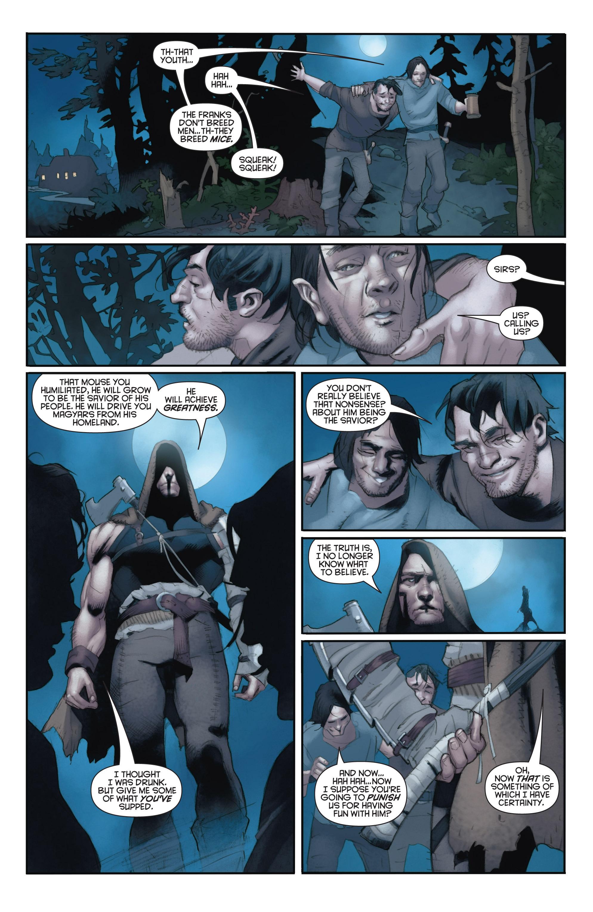 Read online Eternal Warrior: Days of Steel comic -  Issue #2 - 13