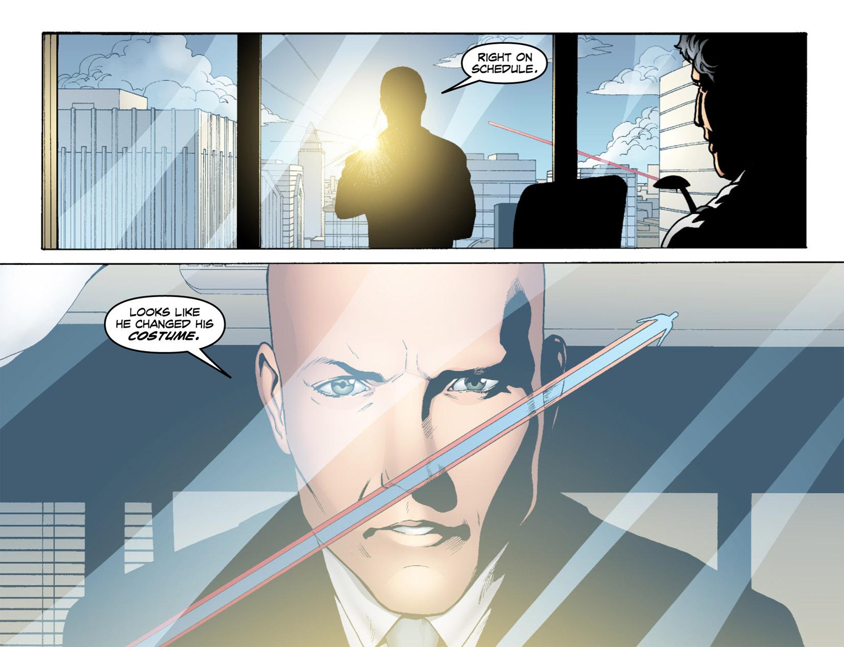 Read online Smallville: Season 11 comic -  Issue #1 - 8