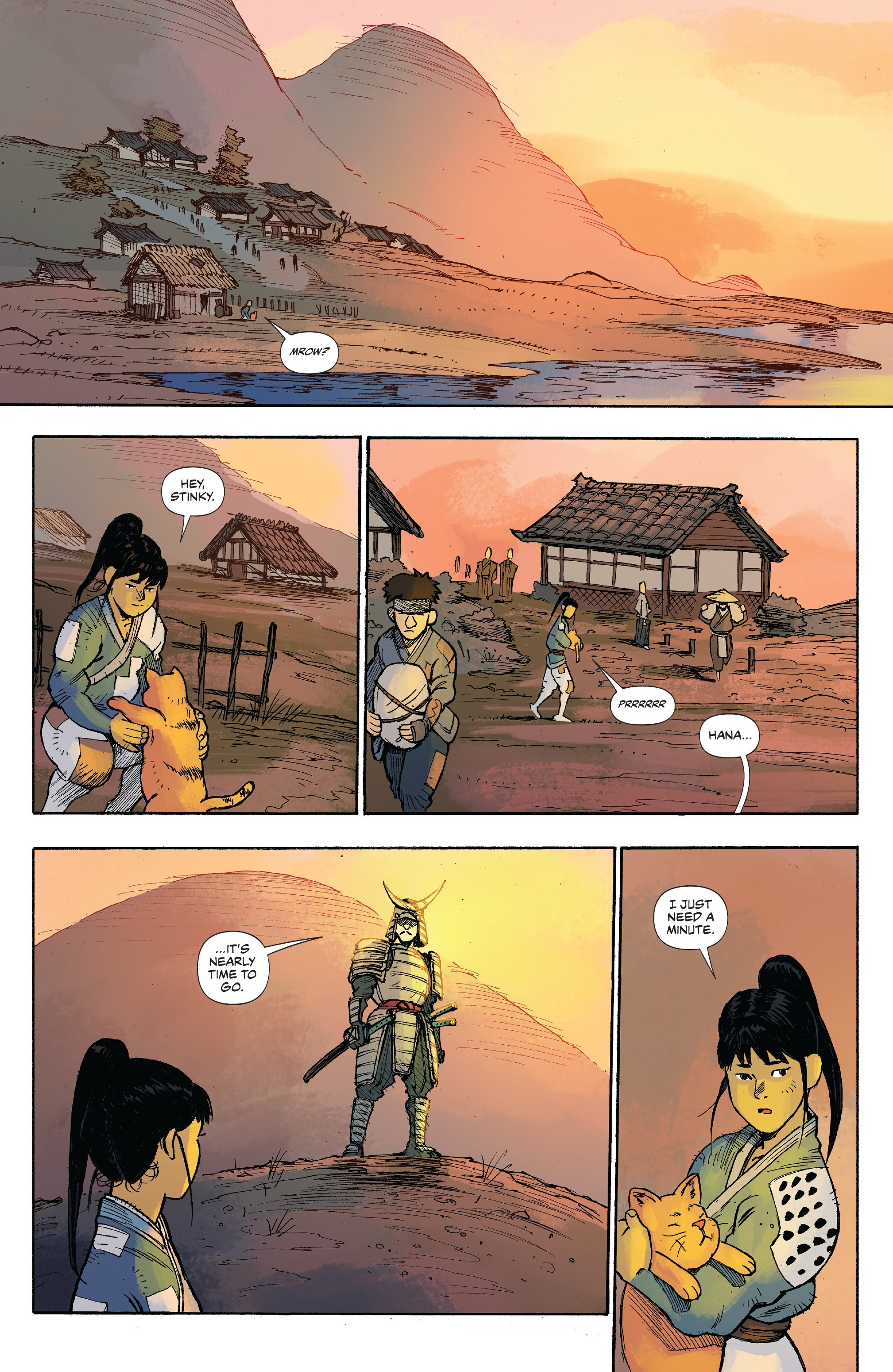 Read online Ronin Island comic -  Issue #3 - 3