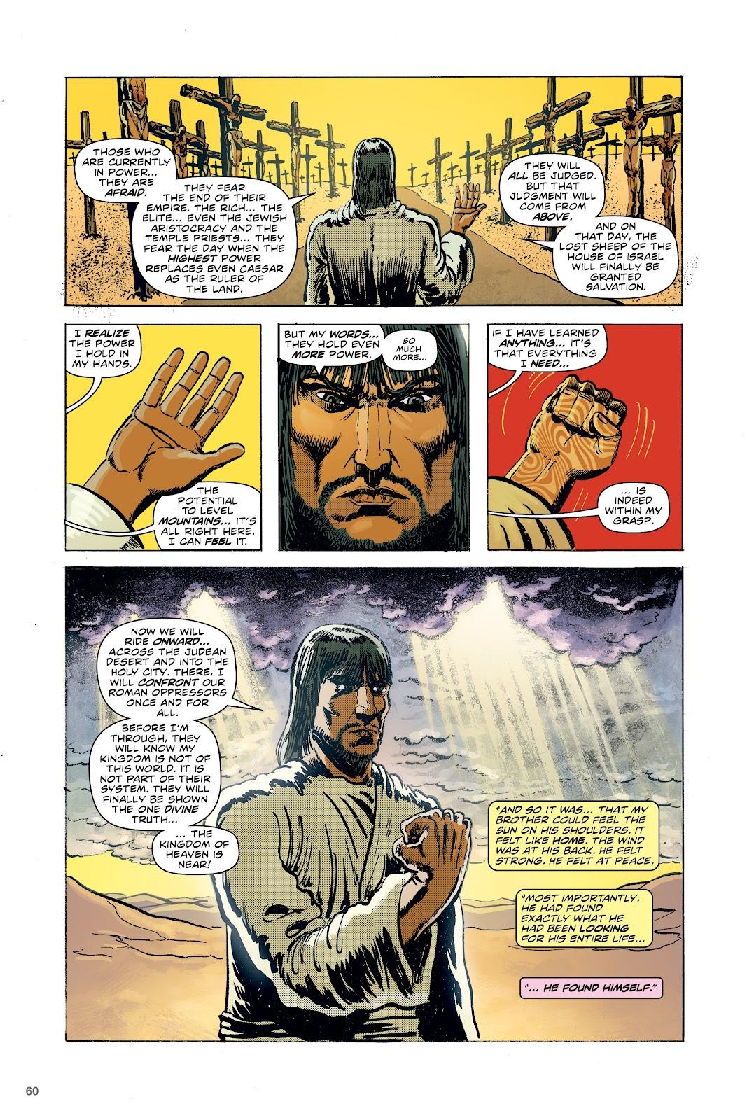 Read online Jesusfreak comic -  Issue # Full - 54