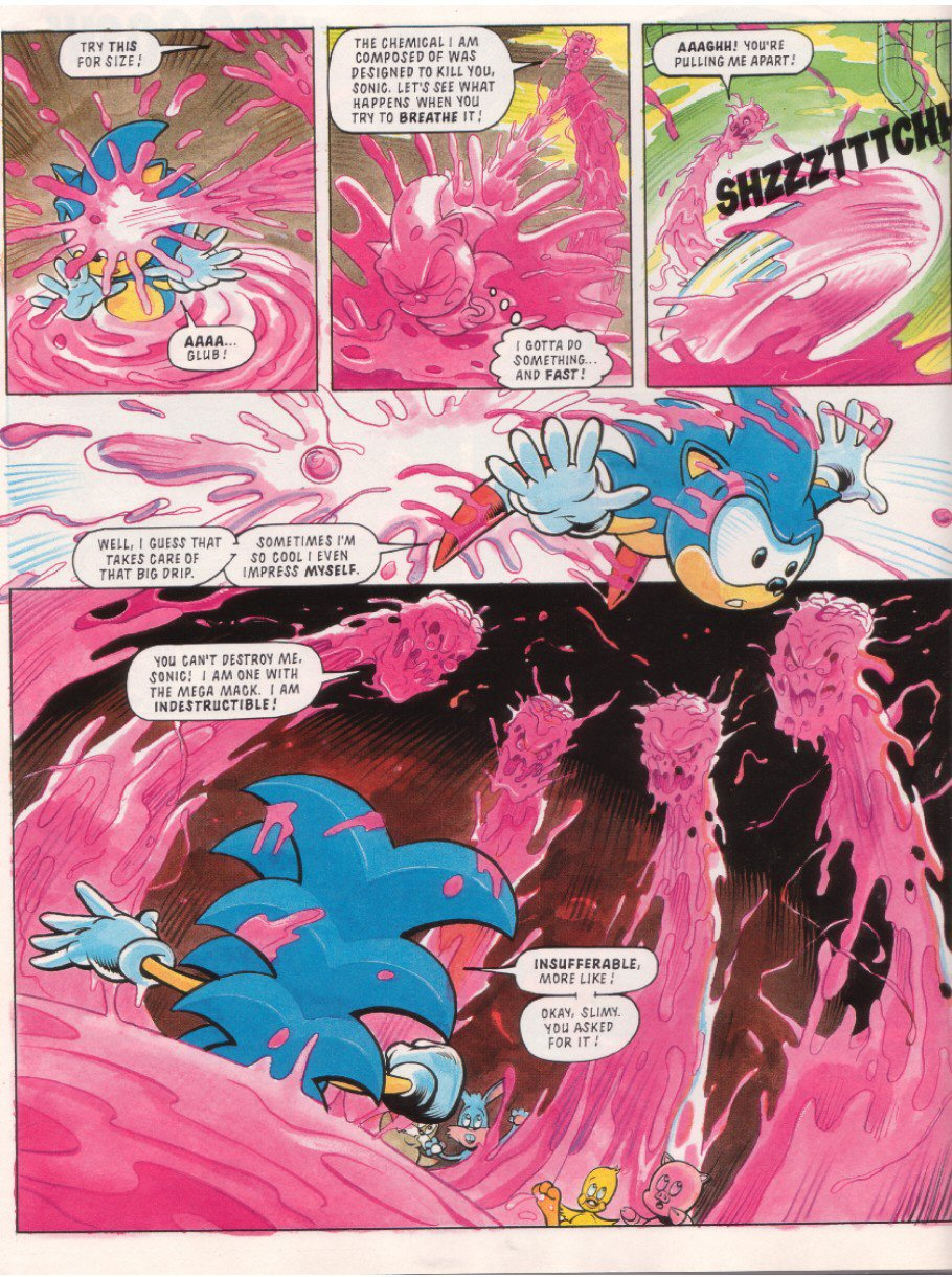 Read online Sonic the Comic comic -  Issue #10 - 8