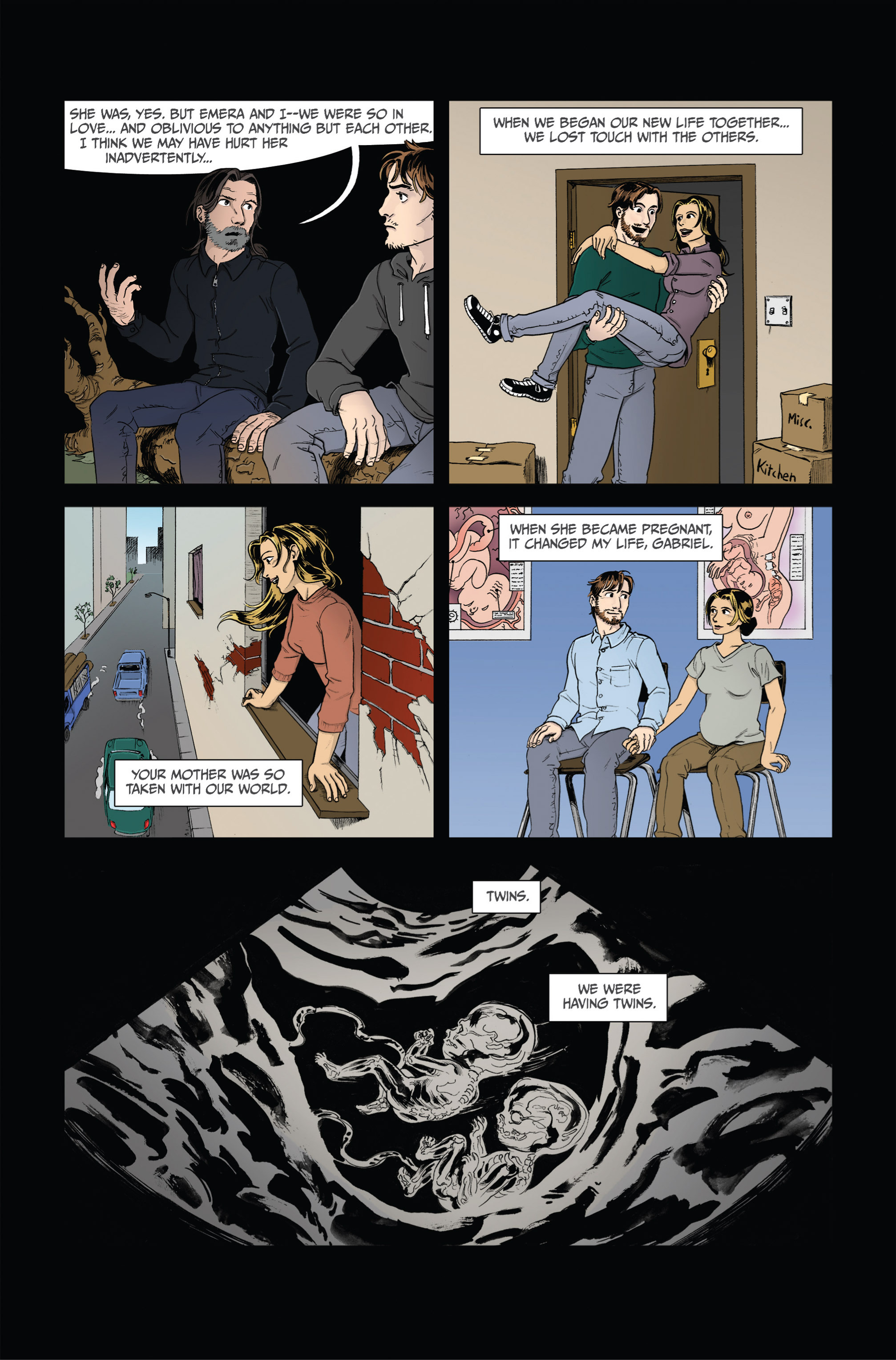 Read online Ehmm Theory: Everything & Small Doses comic -  Issue #2 - 13