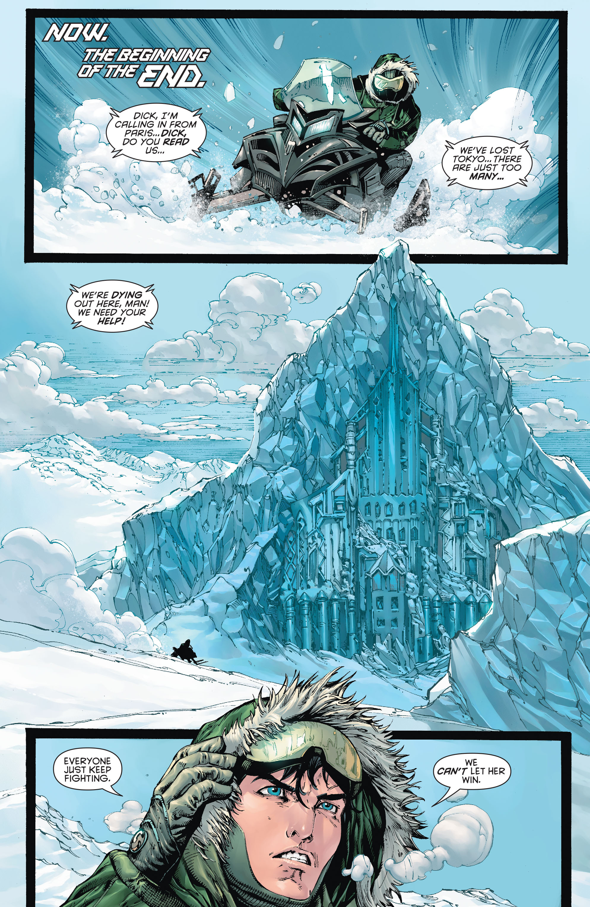 Read online Batman Endgame: Special Edition comic -  Issue #1 - 27