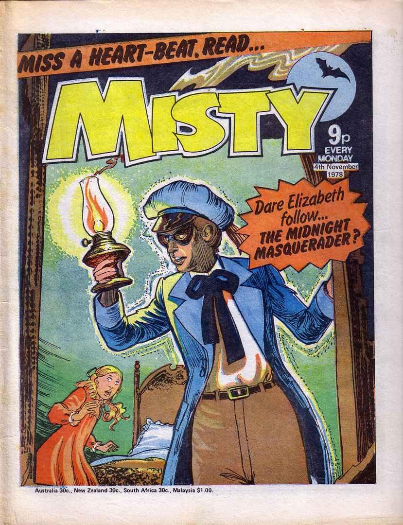 Misty (1978) 40 Page 1