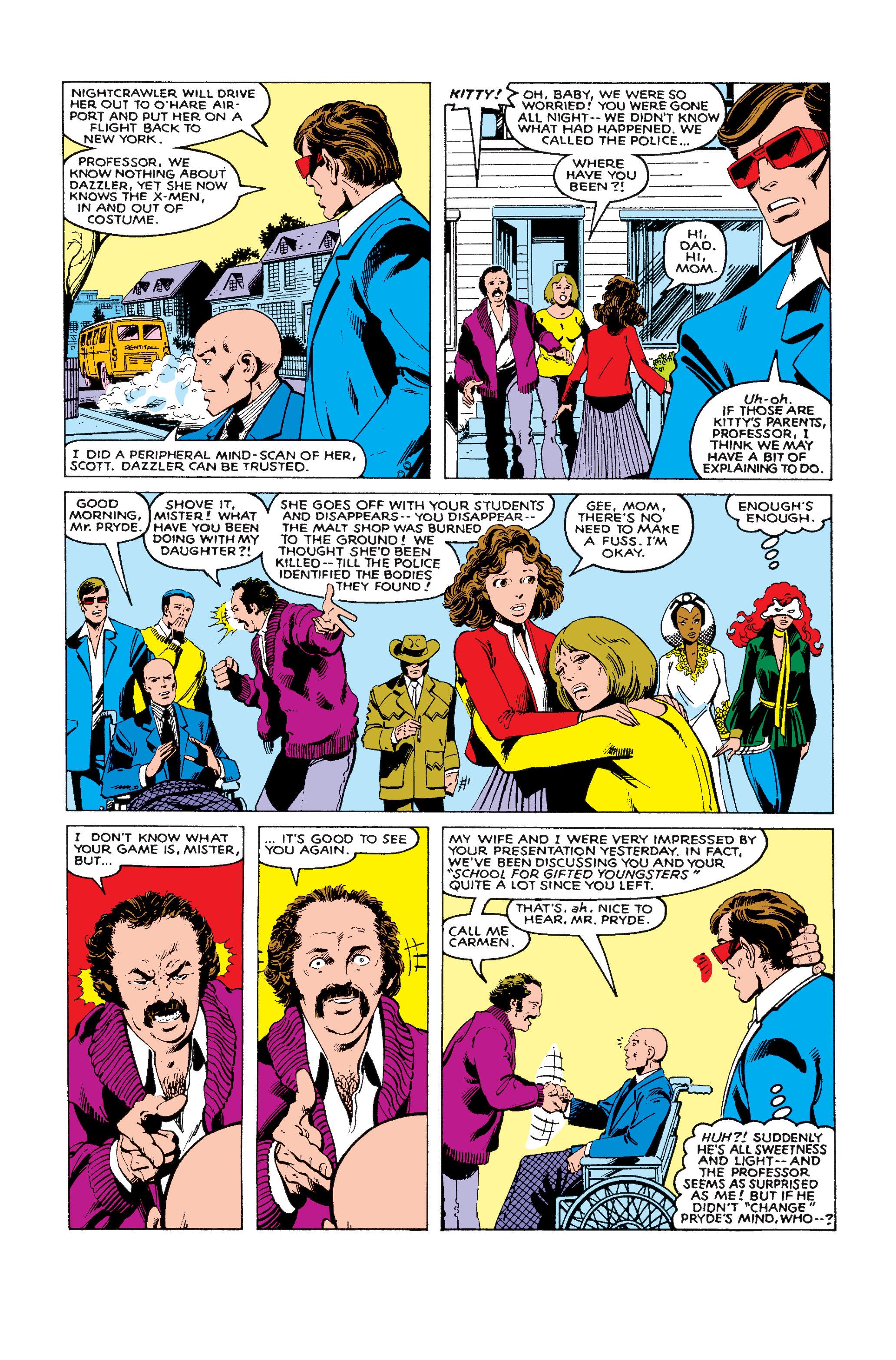 Uncanny X-Men (1963) 131 Page 16