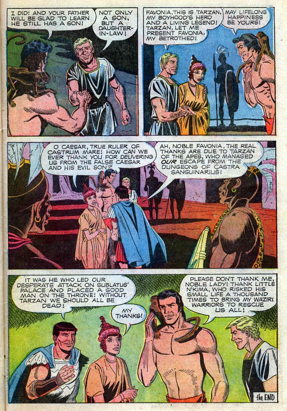 Tarzan (1962) issue 195 - Page 27