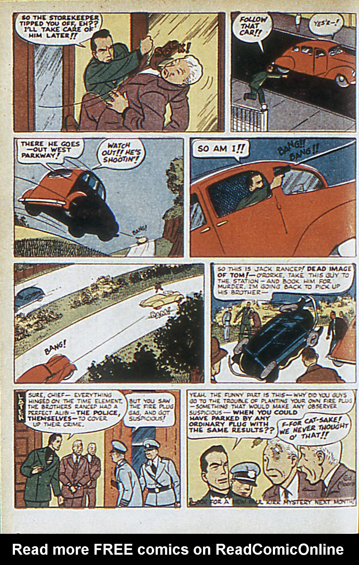 Read online Adventure Comics (1938) comic -  Issue #63 - 47