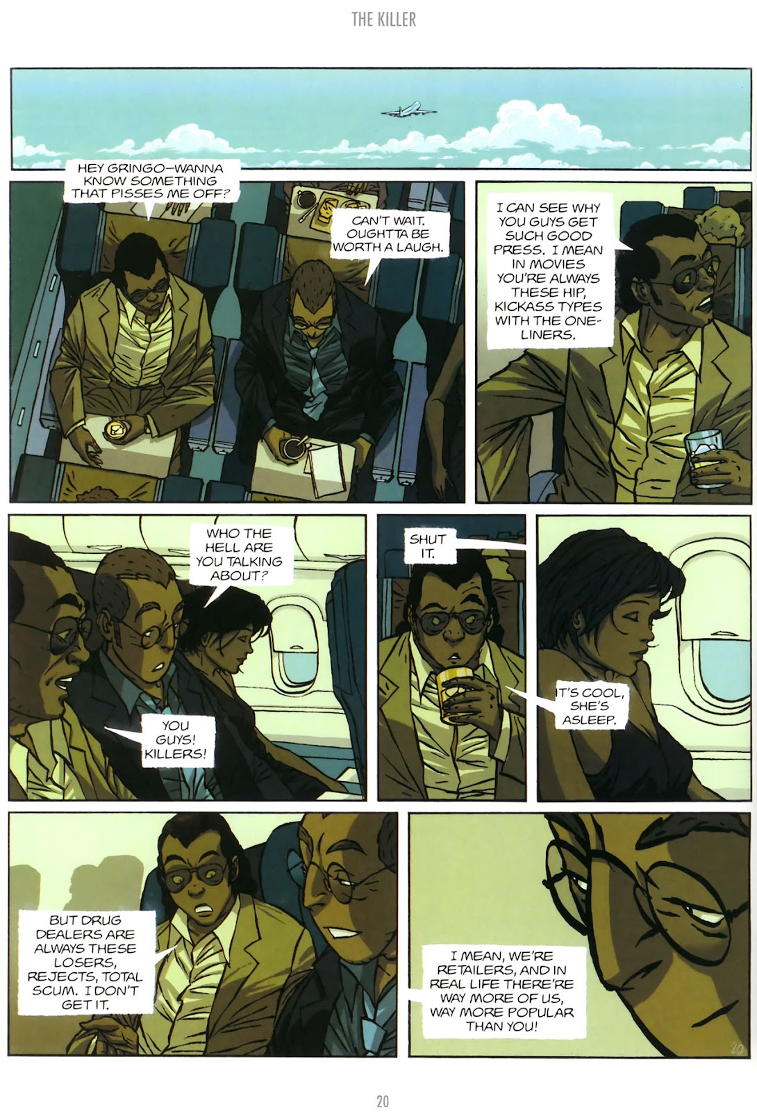 Read online The Killer comic -  Issue #5 - 22