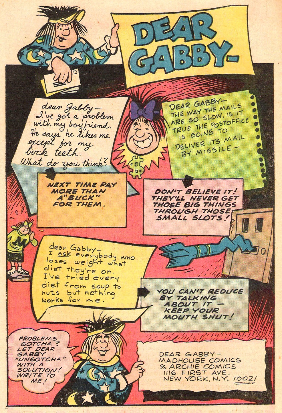 Read online Madhouse Comics comic -  Issue #98 - 19