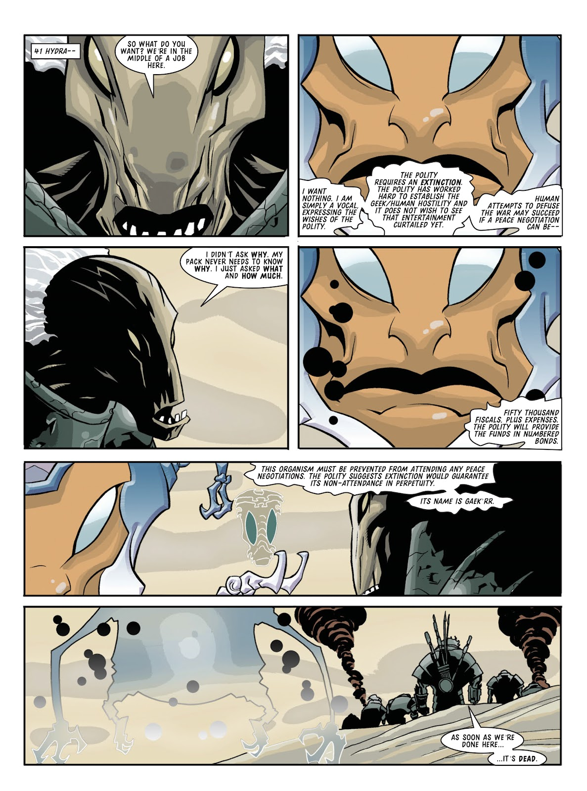Judge Dredd Megazine (Vol. 5) Issue #381 #180 - English 92