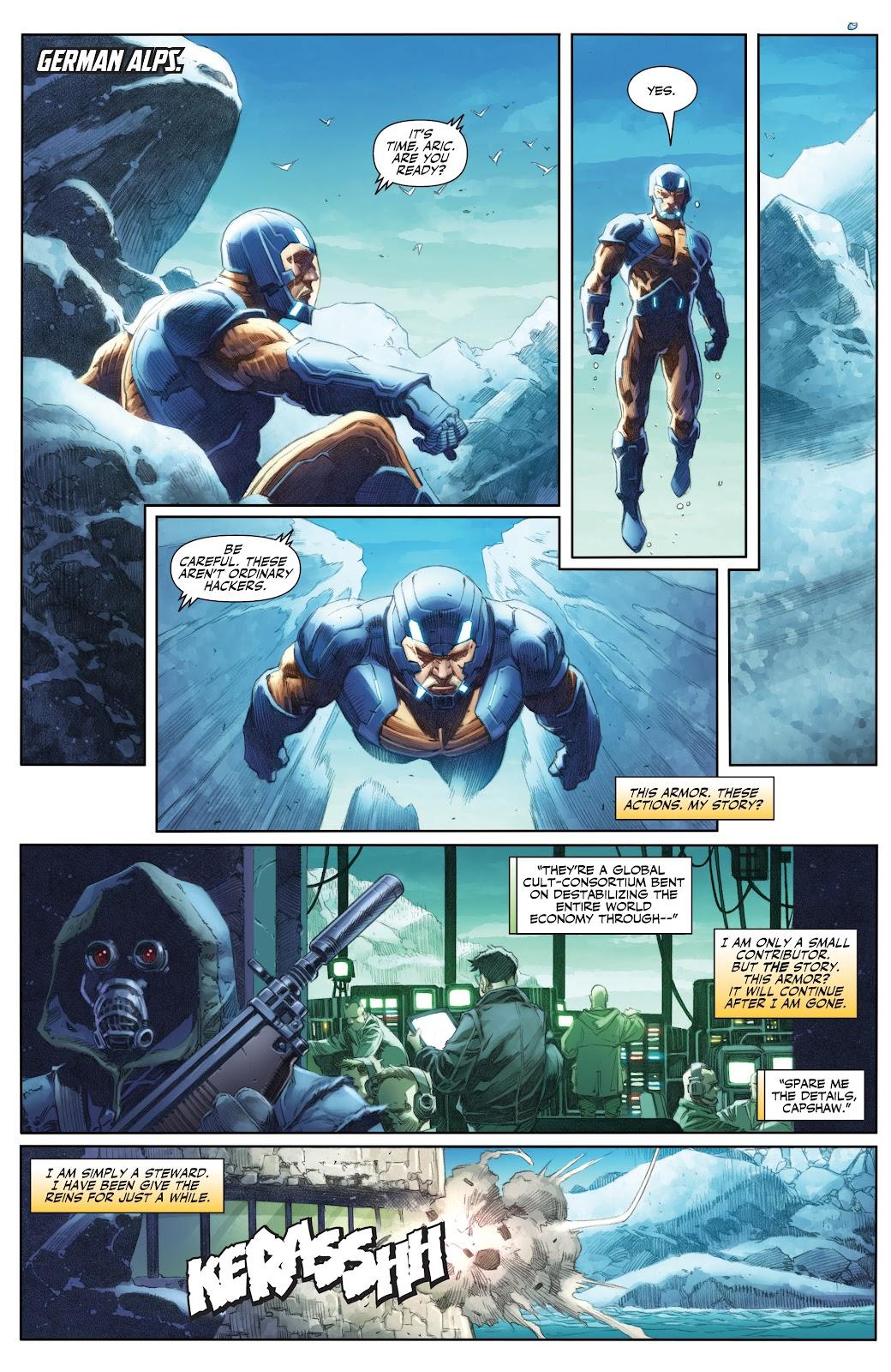 Read online X-O Manowar (2017) comic -  Issue #26 - 10