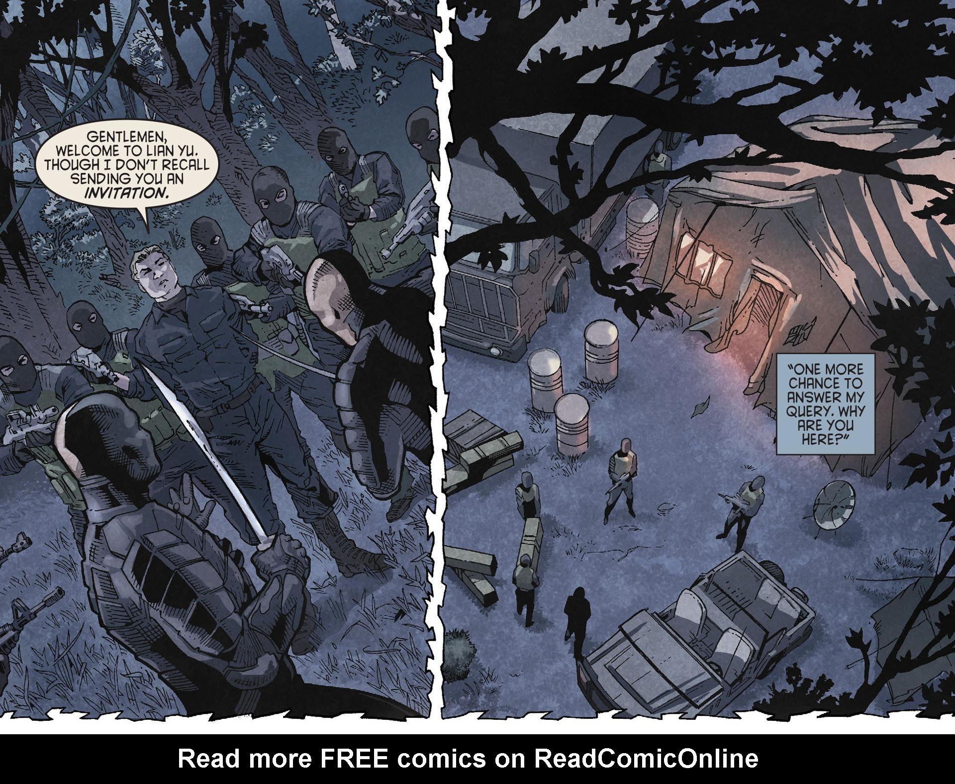 Read online Arrow [II] comic -  Issue #19 - 9