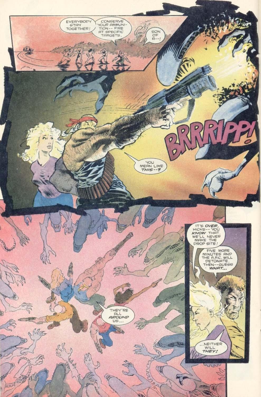 Read online Aliens: Earth War comic -  Issue #3 - 22