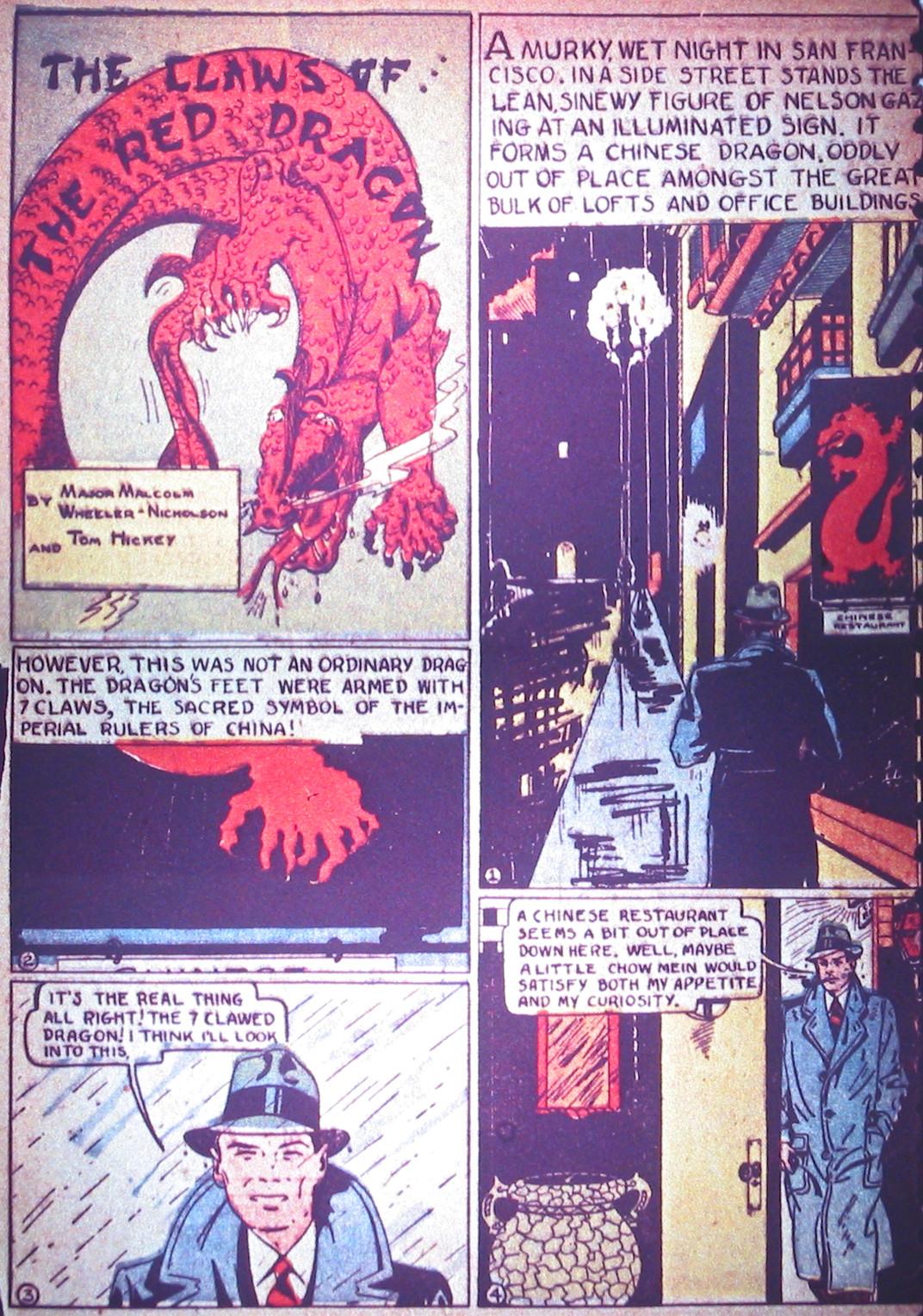 Read online Detective Comics (1937) comic -  Issue #1 - 23