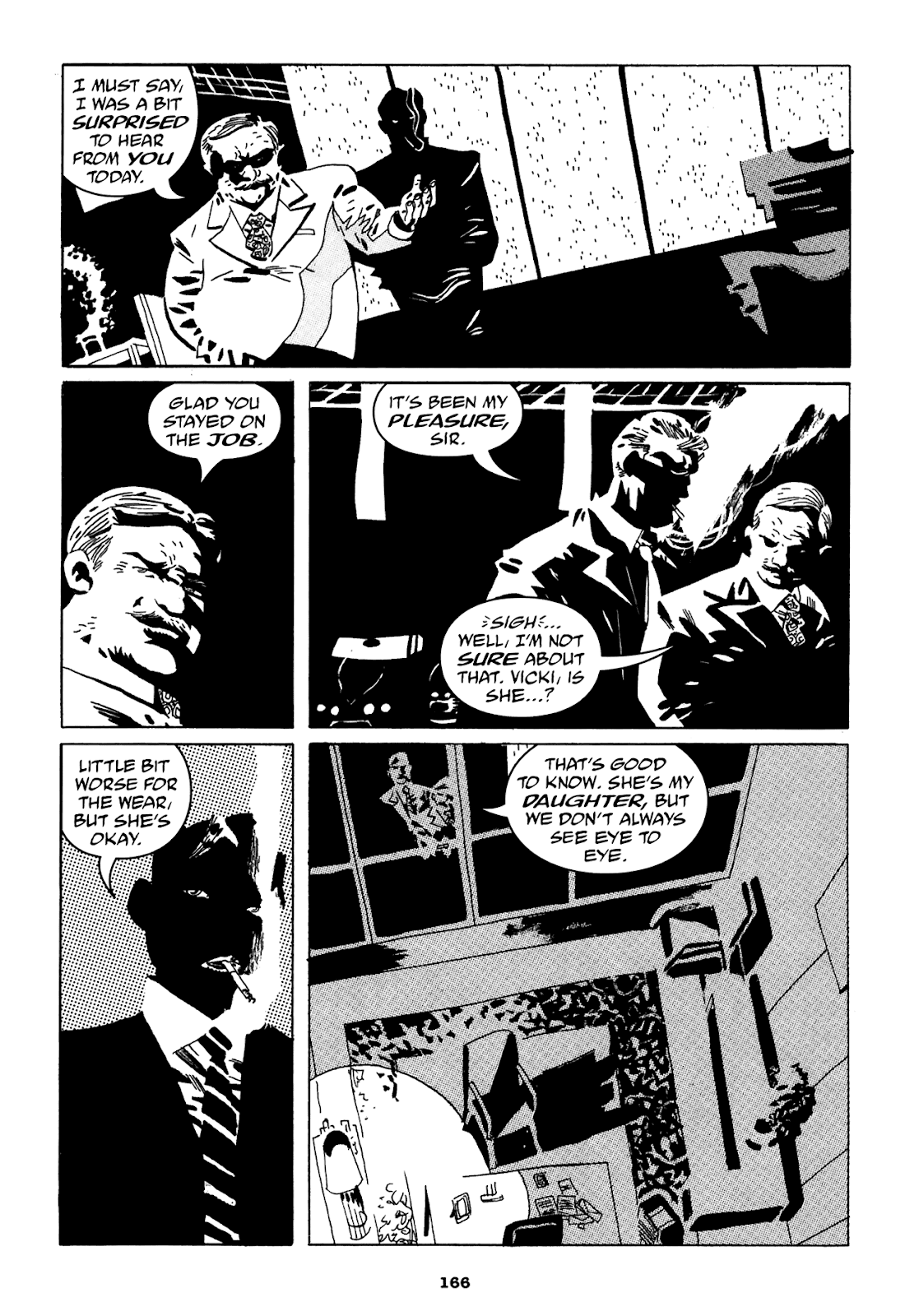 Read online Filthy Rich comic -  Issue # TPB (Part 2) - 71