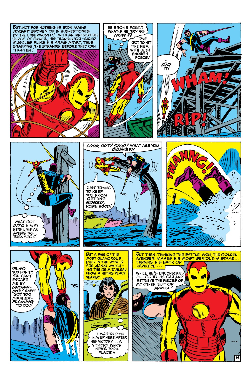 Read online Marvel Masterworks: The Invincible Iron Man comic -  Issue # TPB 2 (Part 2) - 16