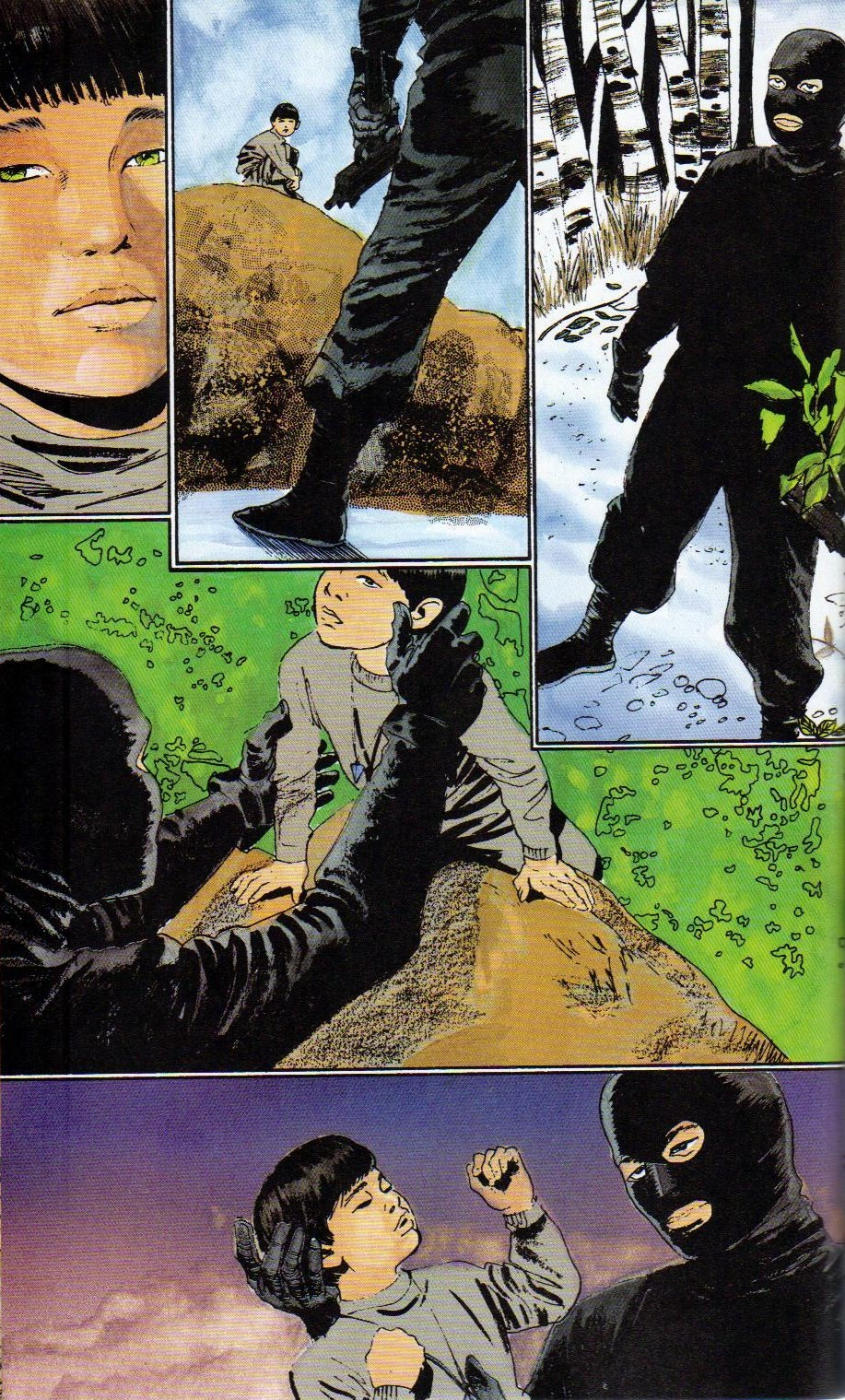 Read online Shado: Song of the Dragon comic -  Issue #3 - 18