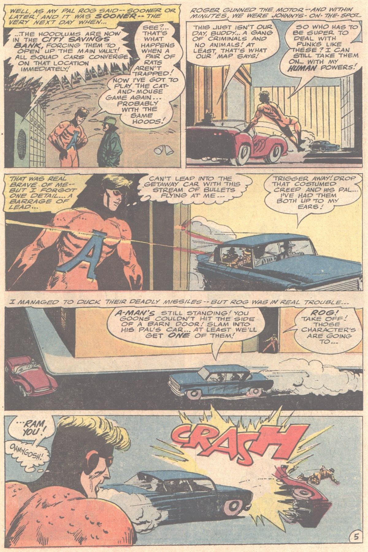 Read online Adventure Comics (1938) comic -  Issue #420 - 20