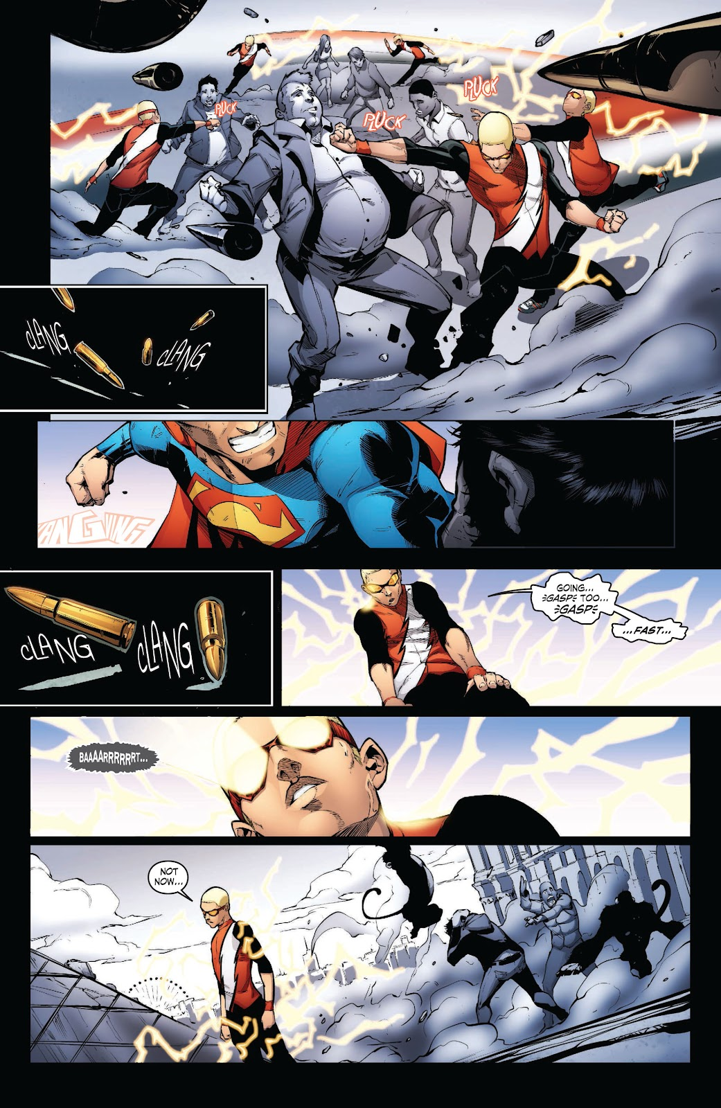 Read online Smallville Season 11 [II] comic -  Issue # TPB 3 - 34
