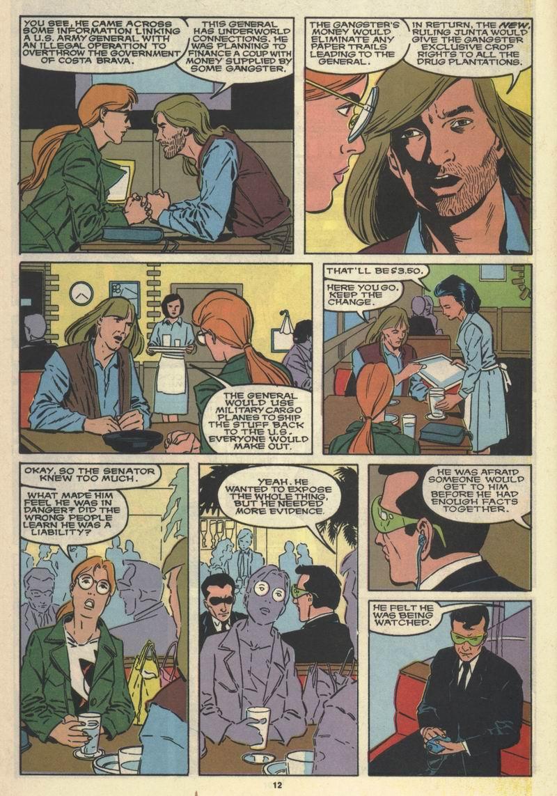 Read online Alpha Flight (1983) comic -  Issue #77 - 14