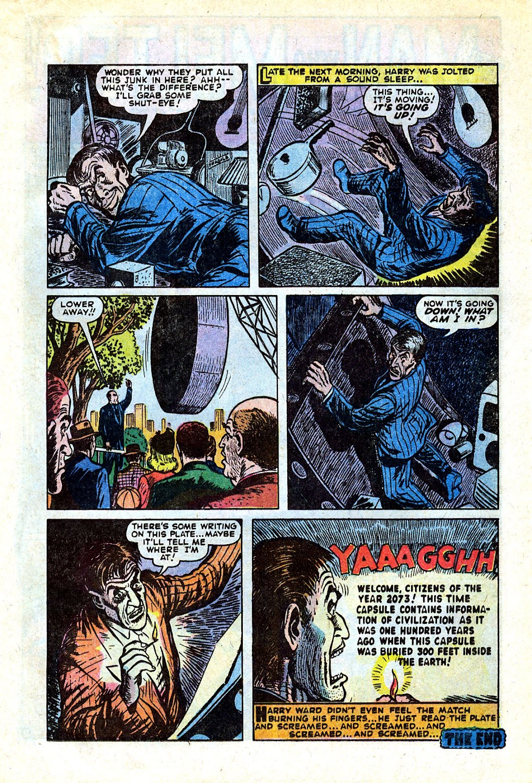 Chamber of Chills (1972) issue 10 - Page 17