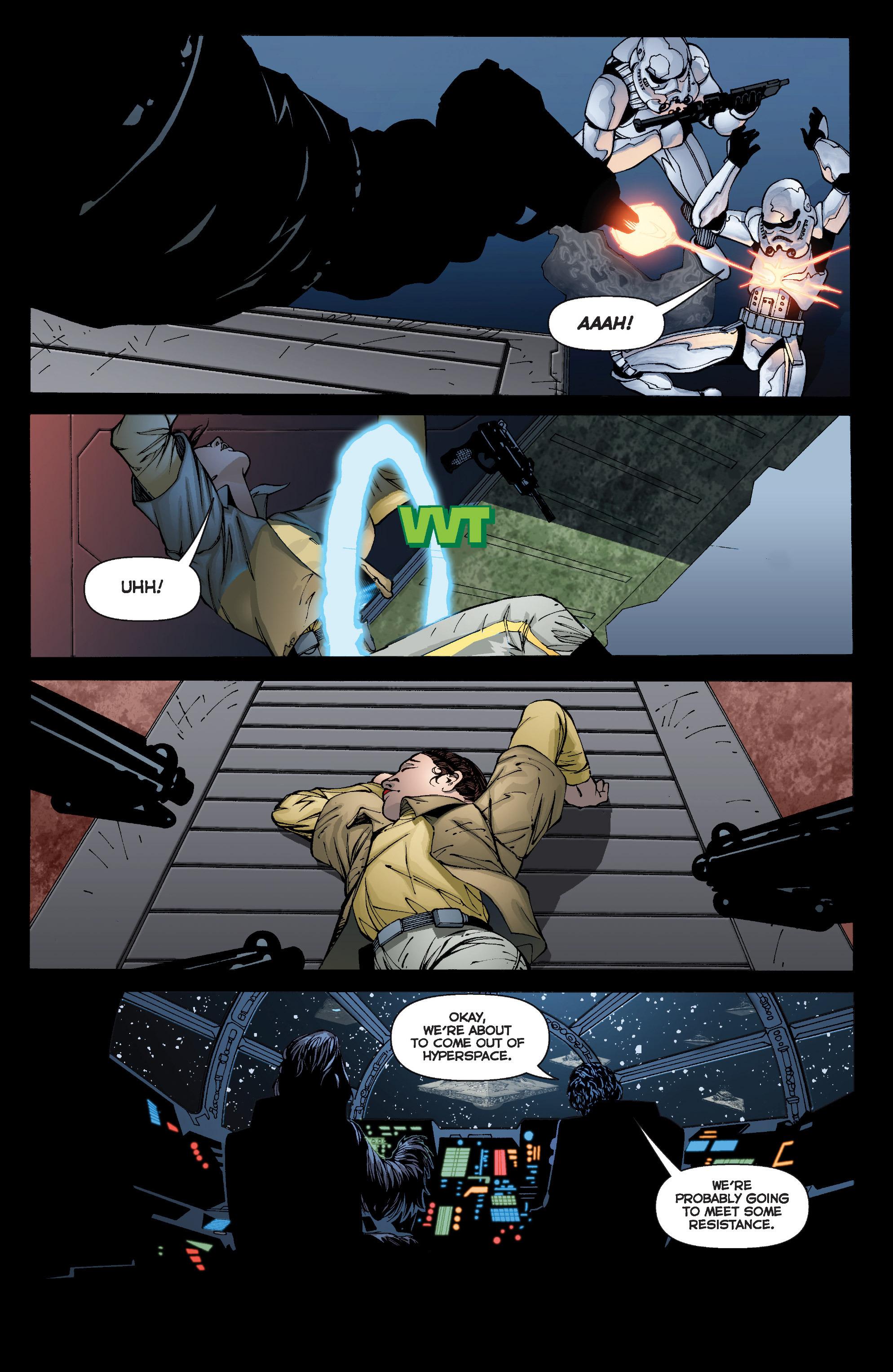 Read online Star Wars Omnibus comic -  Issue # Vol. 27 - 250