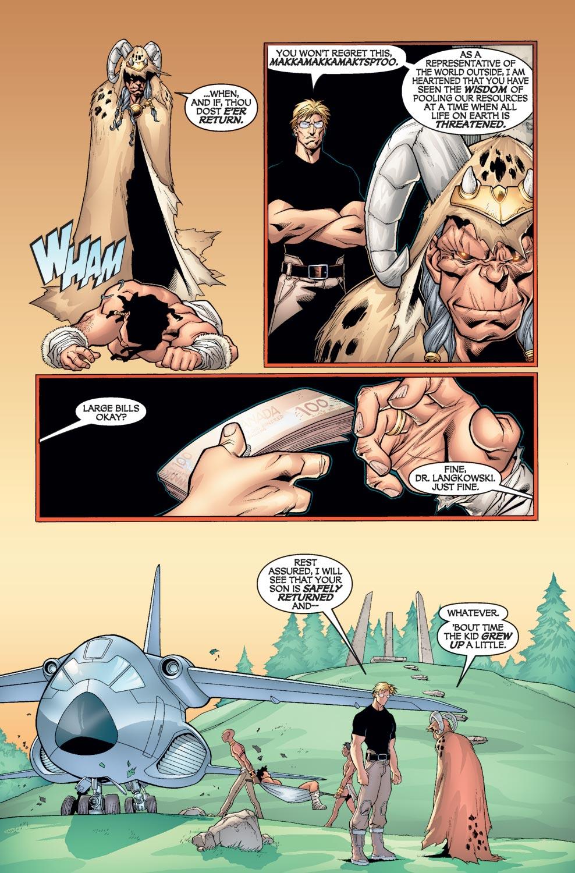 Read online Alpha Flight (2004) comic -  Issue #2 - 8