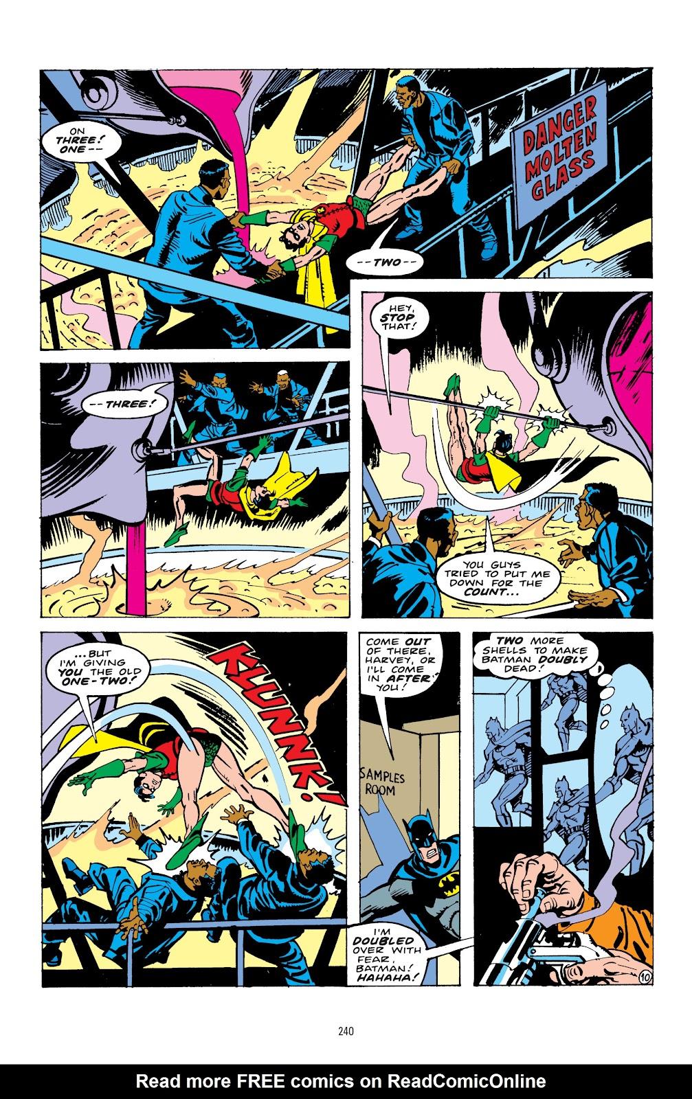 Read online Detective Comics (1937) comic -  Issue # _TPB Batman - The Dark Knight Detective 1 (Part 3) - 40