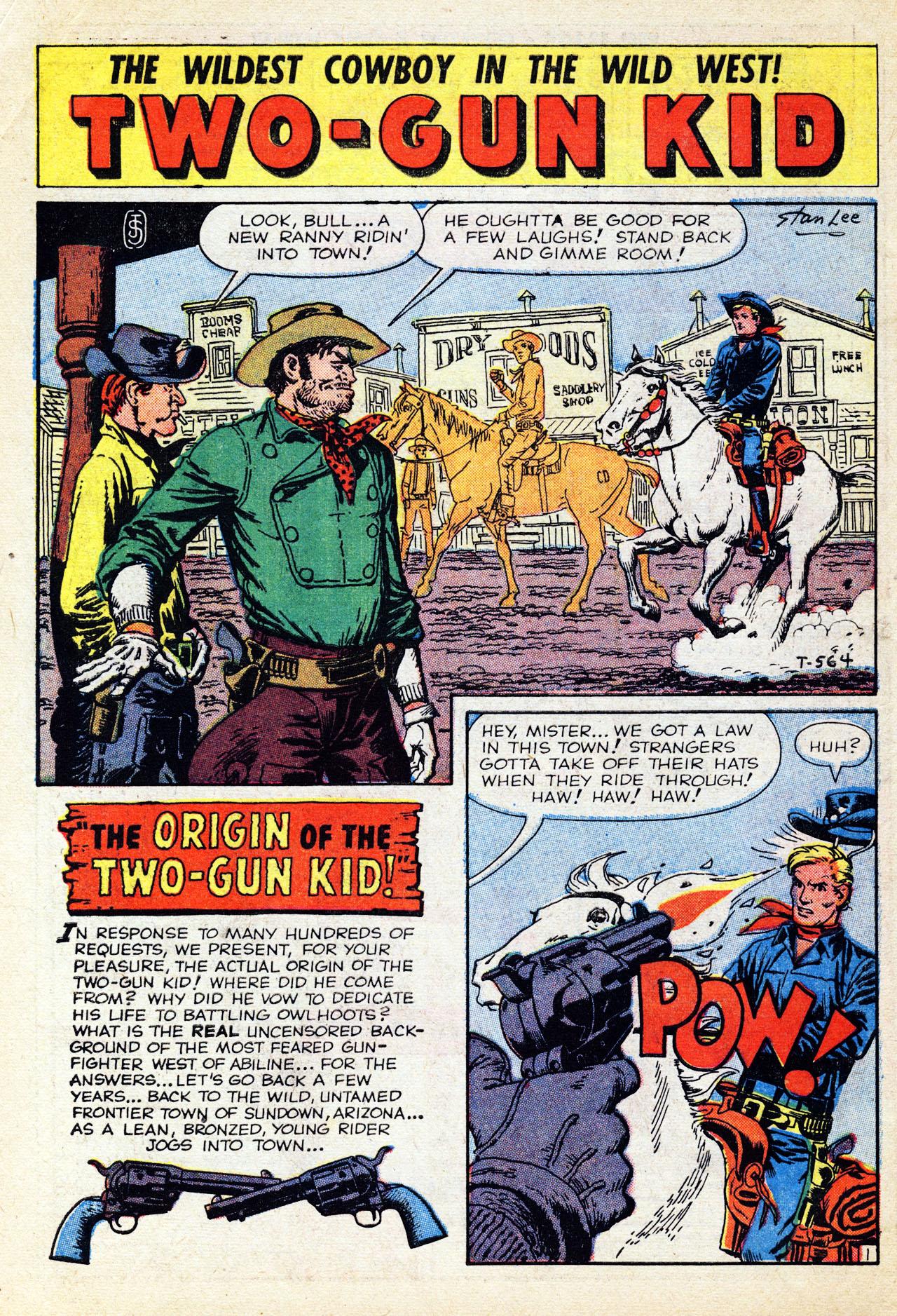 Read online Two-Gun Kid comic -  Issue #52 - 10