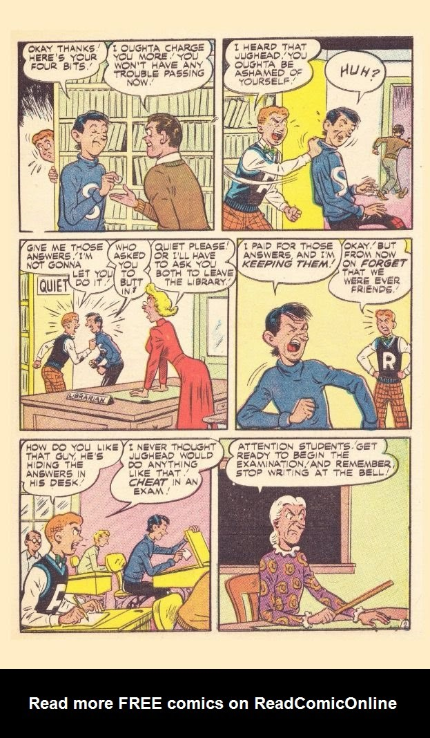 Archie Comics issue 039 - Page 40