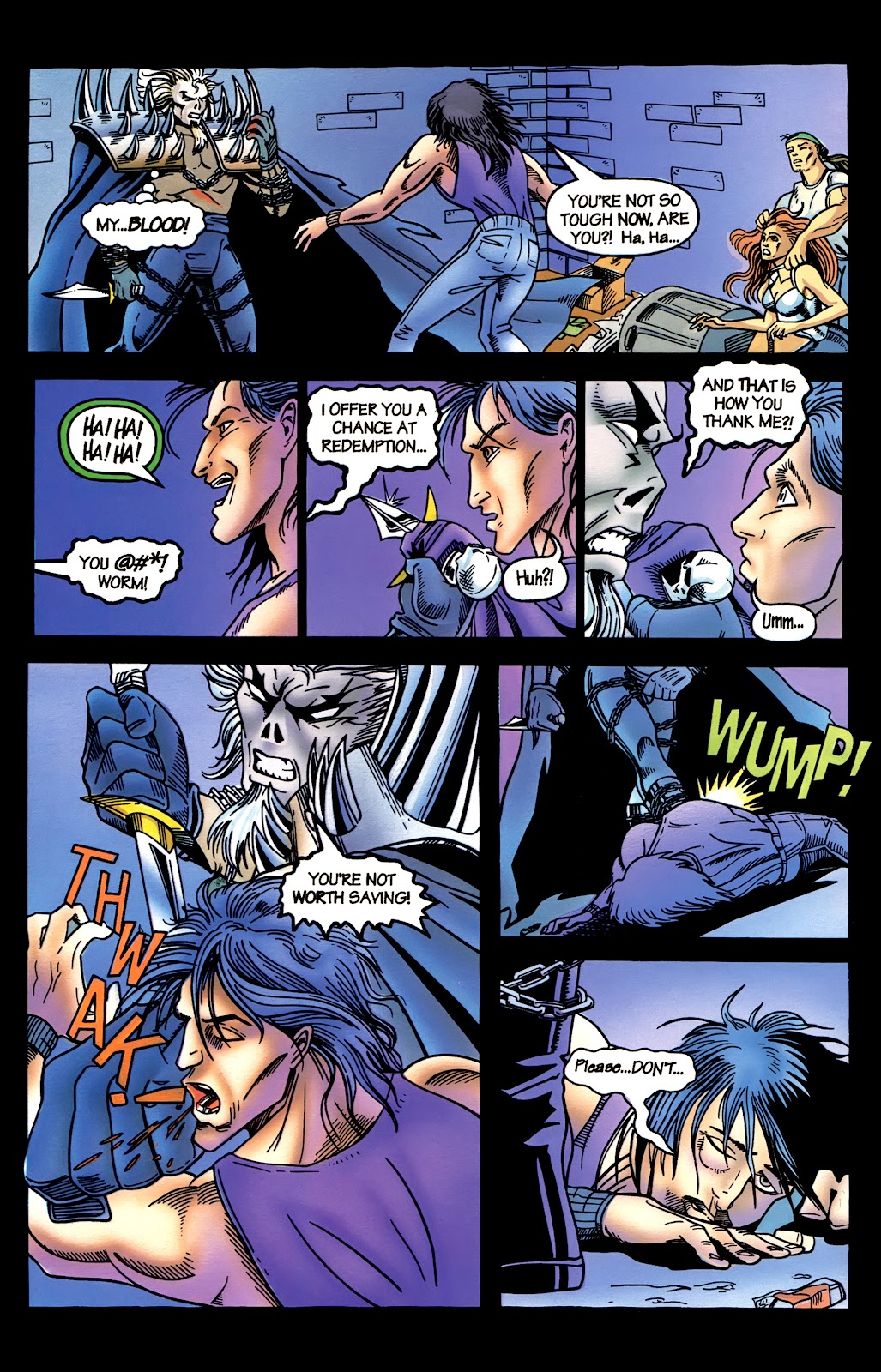Read online Perg comic -  Issue #5 - 8