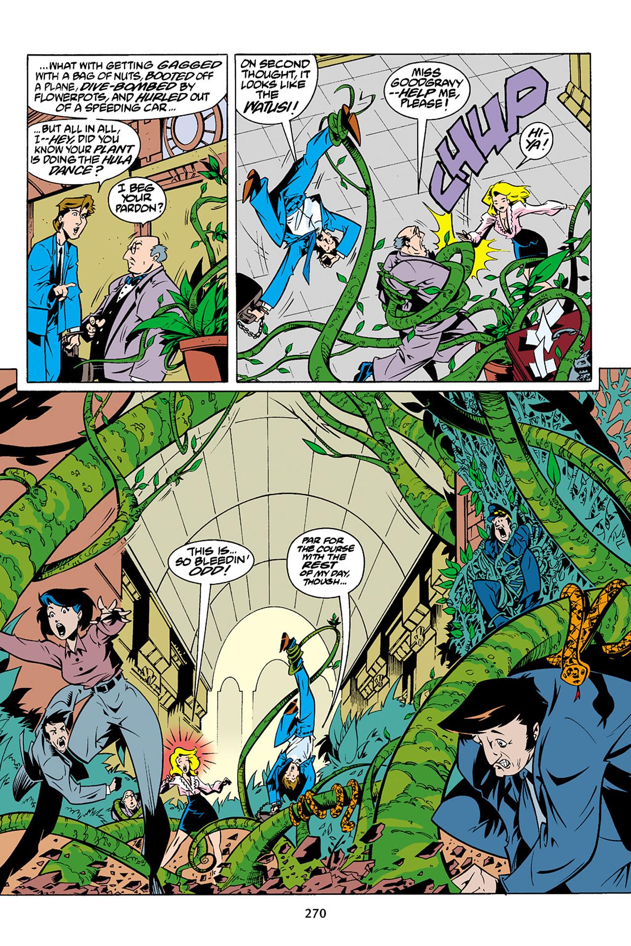 Read online Adventures Of The Mask Omnibus comic -  Issue #Adventures Of The Mask Omnibus Full - 269