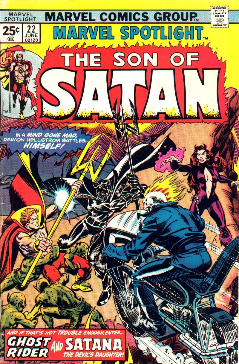 Marvel Spotlight (1971) issue 22 - Page 1
