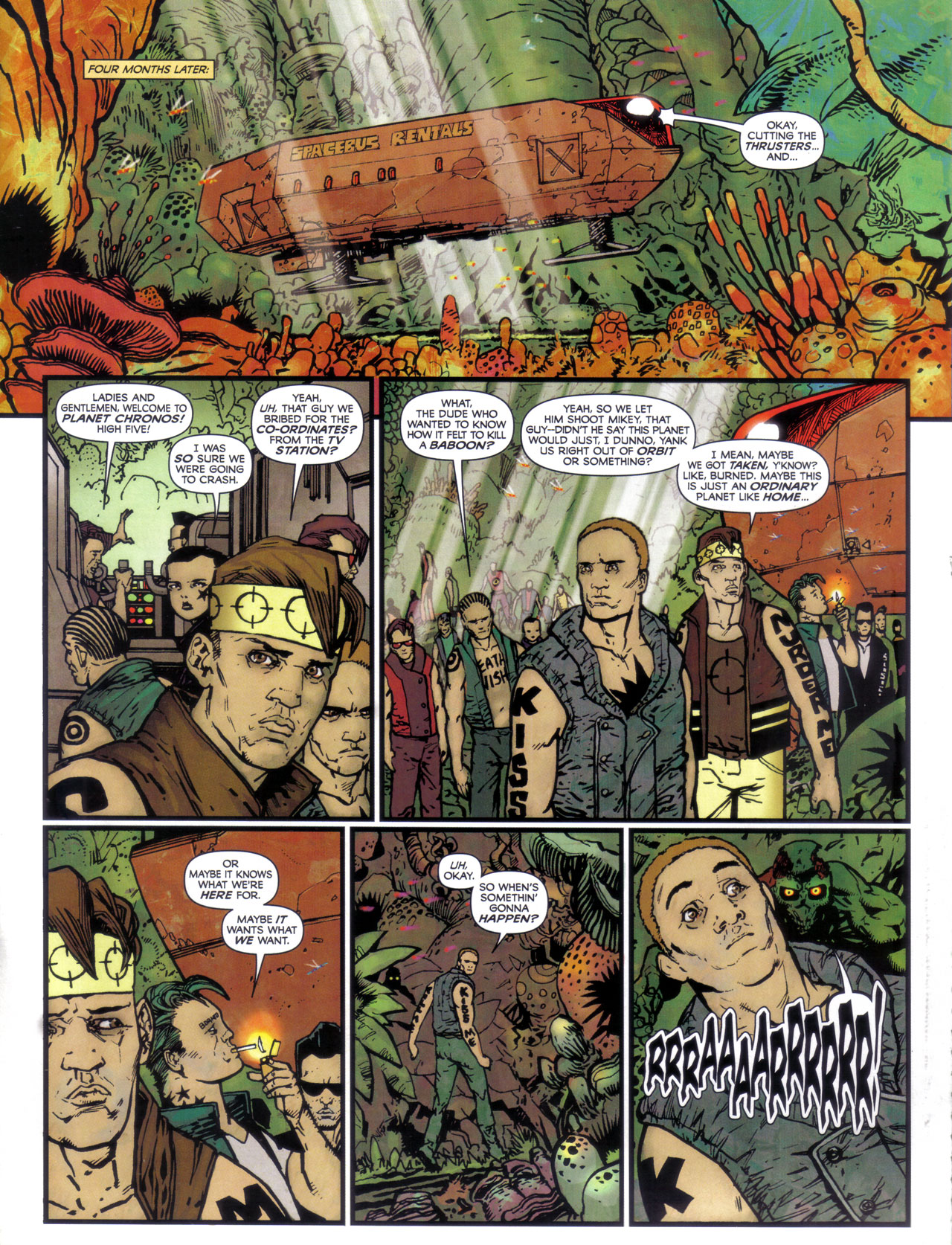 Read online 2000 AD comic -  Issue #1746 - 43