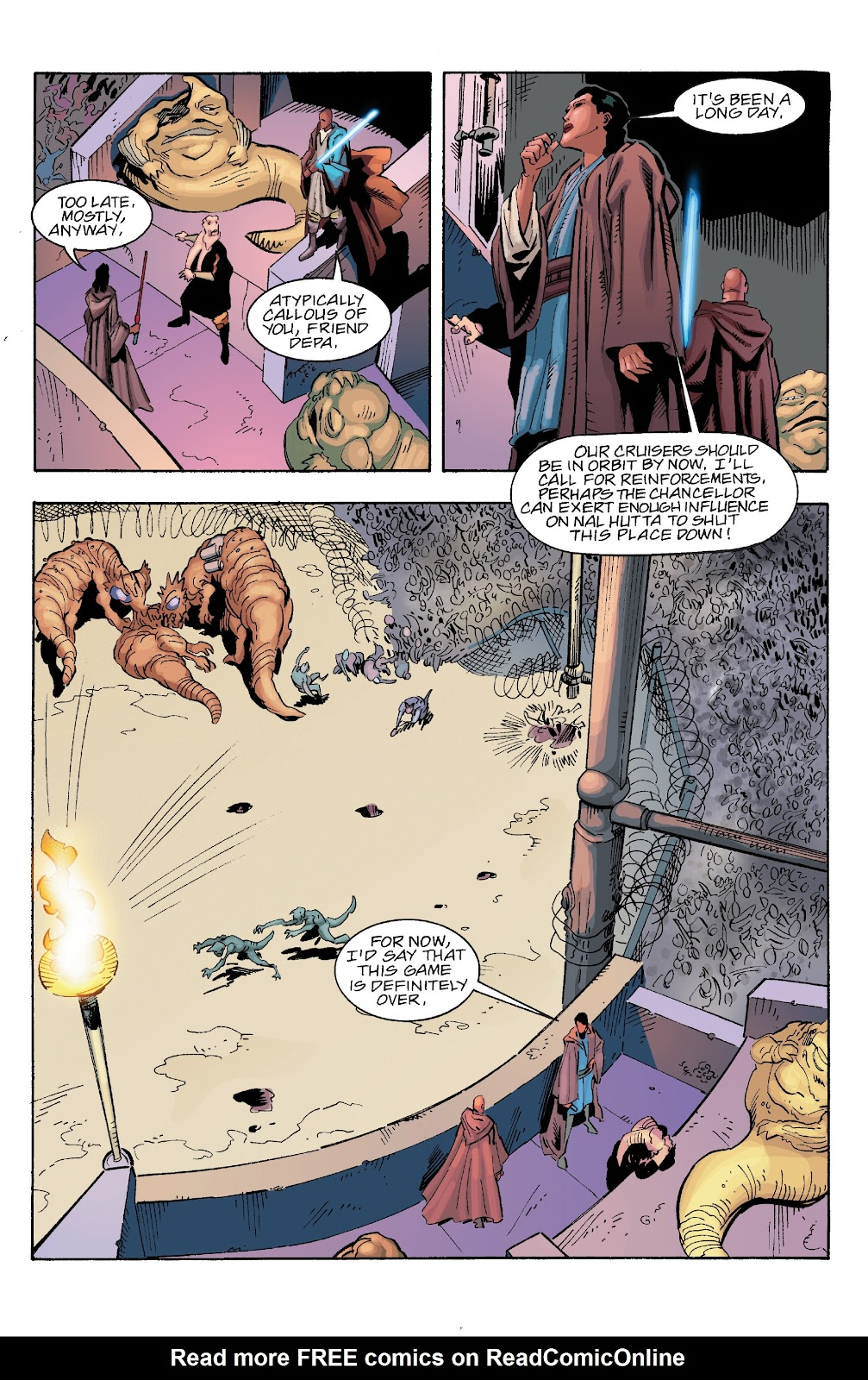 Read online Star Wars Legends Epic Collection: The Menace Revealed comic -  Issue # TPB (Part 4) - 82