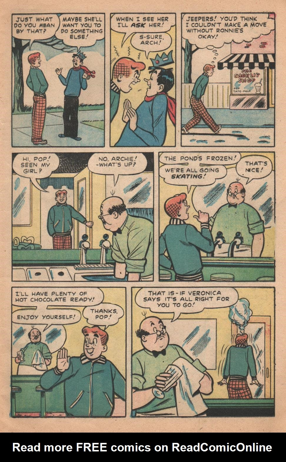 Archie Comics issue 098 - Page 5