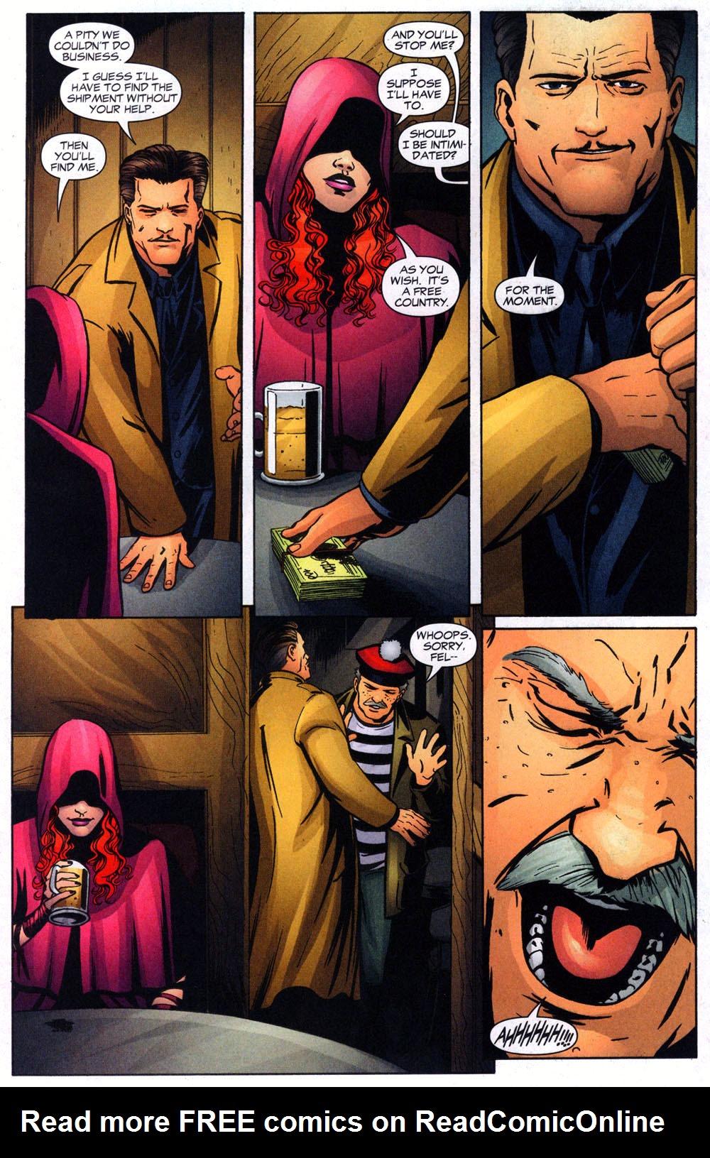 Read online Fallen Angel (2003) comic -  Issue #2 - 11