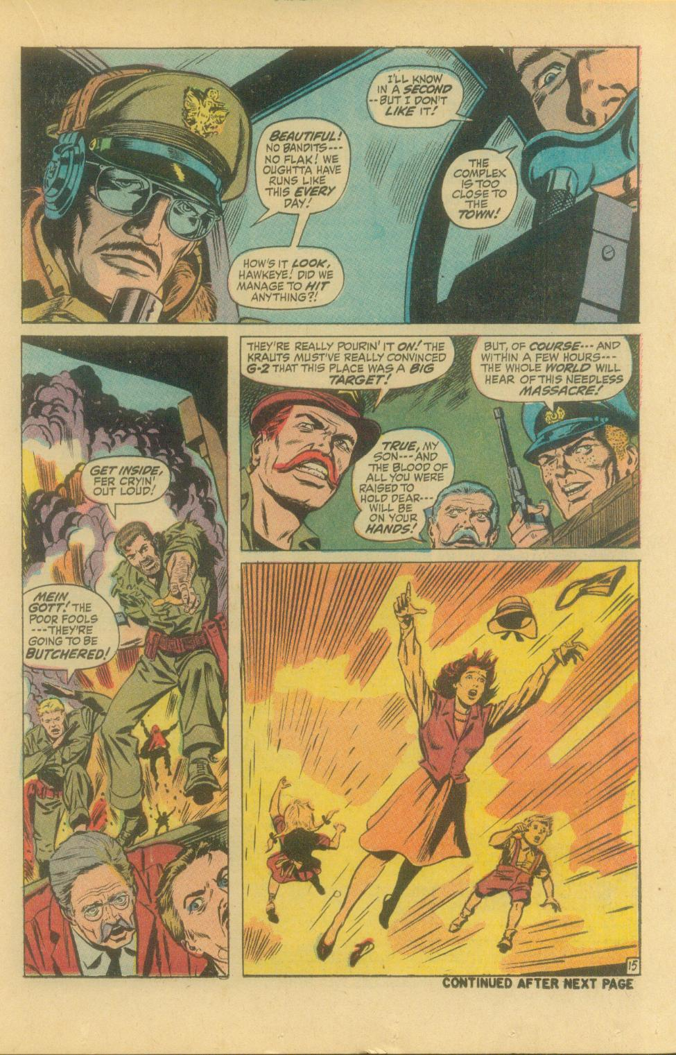 Read online Sgt. Fury comic -  Issue #94 - 21