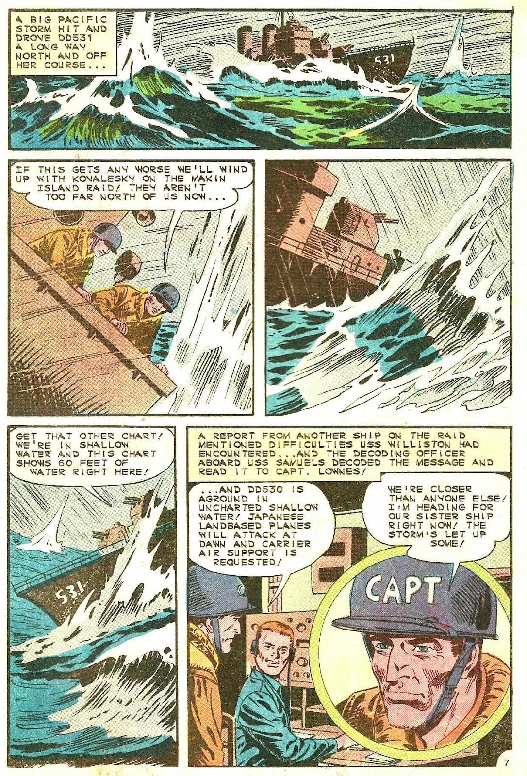 Read online Fightin' Navy comic -  Issue #125 - 21
