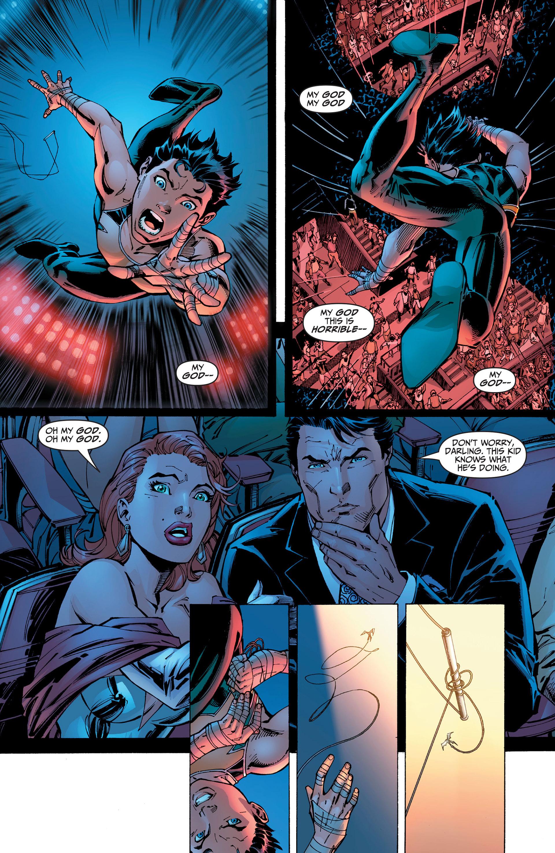 Read online All Star Batman & Robin, The Boy Wonder comic -  Issue #1 - 11