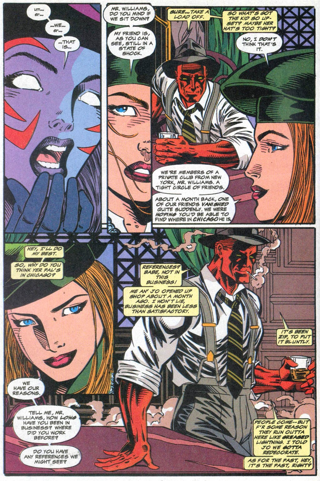 Read online The Vision comic -  Issue #2 - 6