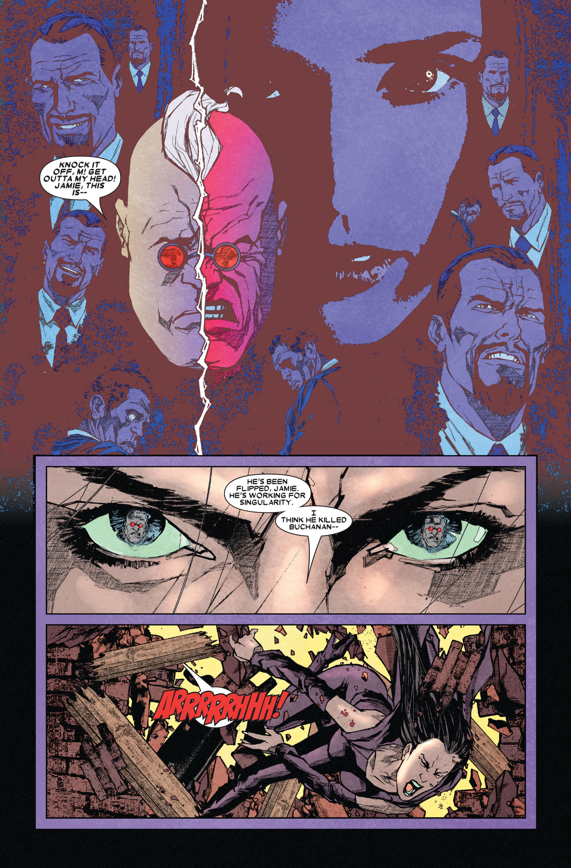 Read online X-Factor (2006) comic -  Issue #11 - 10